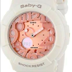 Baby g.. G shock watch